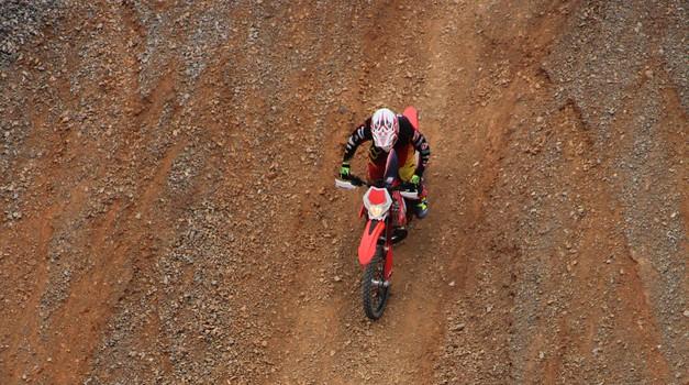 Novo poglavje: iz motokrosa v enduro in crosscountry (foto: Peter Kavčič)
