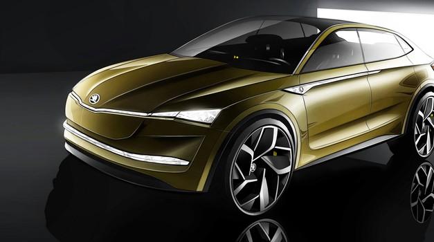 Škoda napoveduje svoj prvi električni avtomobil (foto: Škoda)