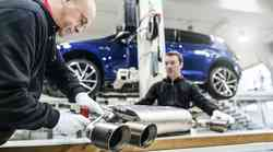 Akrapovič je izboljšal izpušni sistem Volkswagna Golfa R