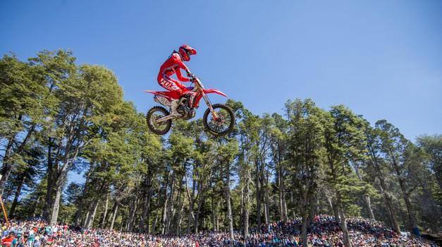 Pred nami vikend motokrosa: Tim Gajser v Mehiko, Klara Sršen na Dansko (foto: hondaproracing.com)