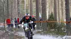 EnduroGP: Začetek sezone v snegu in ledu. Zmagovali so utrjeni Finci.