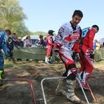 Tim Gajser zmagal na uvodni dirki državnega prvenstva v Brežicah (foto: Peter Kavčič)