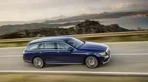 Mercedes-Benz razred E: še tri različice v Sloveniji