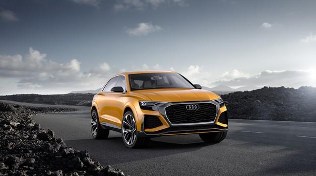 Audi bo nova Q-ja izdeloval v višegrajski skupini (foto: Audi)