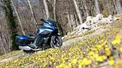 4 novosti na kraljevskem BMW K1600GT in zakaj bi za izlet po Sloveniji vseeno izbral R1200RT