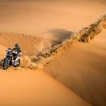 Puščavski izziv v Abu Dhabiju osvojil Sunderland pred Quintanillom in Walknerjem (foto, video) (foto: Marcel Kin / KTM, Husqvarna, HRC)