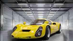Predelava klasičnega avtomobila na elektriko: Kreisel se je lotil Porscheja 910