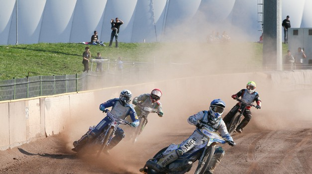 V soboto Speedway v Ljubljani: na štartu tudi 16-letni sin šestkratnega državnega prvaka (foto: Borut Cvetko)