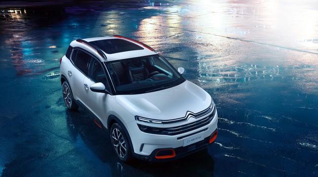 Citroënov novi križanec tudi s priključno hibridnim pogonom na vsa štiri kolesa (foto: Citroën)