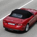 Novo v Sloveniji: Fiat 124 Spider je avto za ljubitelje (foto: Fiat)