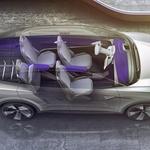 Volkswagnova šanghajska novost: VW I.D. Crozz (foto: Volkswagen)