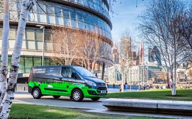 """Fordov poskus """"Cleaner Air for London"""" postaja oprijemljiv"""