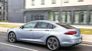 Nova, a bolj kot prenova: Opel Insignia Grand Sport