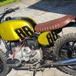 Starega R80RT predelal v scramblerja, nato pa kupil novega R NineT. Kako, zakaj, koliko …? (foto: Matevž Hribar, arhiv Janez Golmajer)