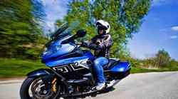 Test: BMW K 1600 GT (2017) - upravičeno kralj razreda športno-potovalnih motociklov