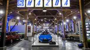 Mazda ima svoj evropski muzej z več kot 45 razstavljenimi Mazdami
