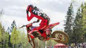 Uradno: Tim Gajser BO dirkal na MXGP dirki v Nemčiji! Od Slovencev Teutschenthal tudi Jernej Irt.