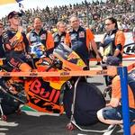 MotoGP, VN Francije: Vinales do tretje zmage, Rossi po tleh (foto: Michelin, Dorna, Monster Energy)