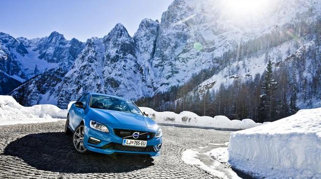 O švedski dirkaški zgodovini in zakaj Volvo S60 Polestar vendarle ni dirkalni avtomobil (foto: Saša Kapetanović)