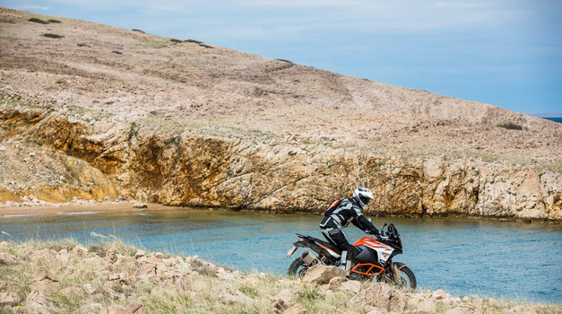 Vozili smo: 200 kilometrov samega terena s KTM 1290 Super Adventure R in KTM 1090 Adventure R