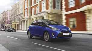 Toyota Yaris je hibrid na dosegu roke