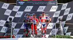 MotoGP VN Italije: Mugello Ducatijev, Rossi ob stopničke!