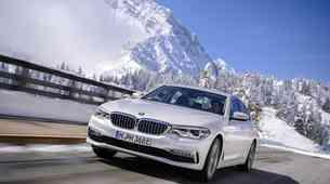 Priključnohibridna petka: vozili smo BMW 530e iPerformance