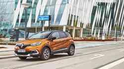 Priljubljen  in zdaj prenovljen: Renault Captur v Sloveniji