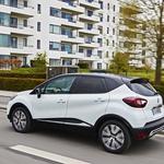 Priljubljen  in zdaj prenovljen: Renault Captur v Sloveniji (foto: Renault)
