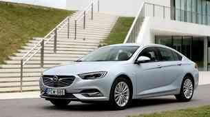 Novo v Sloveniji: Opel Insignia Grand Sport