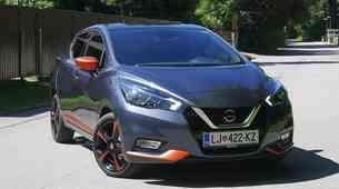 Nissan Micra je popolnoma nova pripeljala v Slovenijo