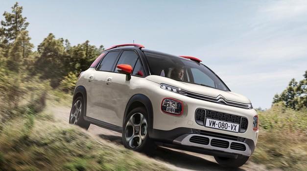 AutoBest 2018 je Citroën C3 Aircross (foto: Citroën)