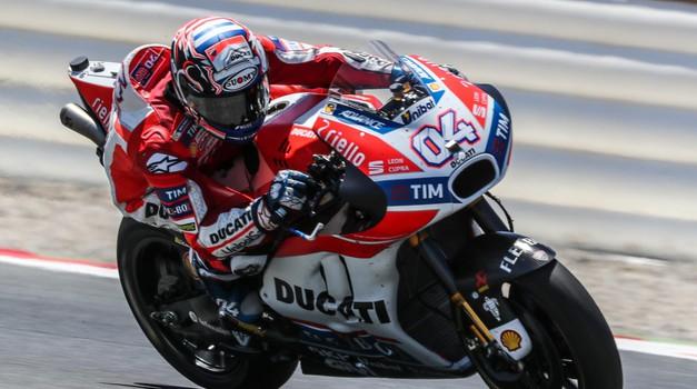 MotoGP, VN Katalonije: zmaga Doviziosa z Ducatijem, prihodnost dirke pod vprašajem (foto: Dorna, Primož Jurman)