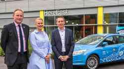 Fordova nova londonska pisarna se bo osredotočala na mobilnostne rešitve v Evropi