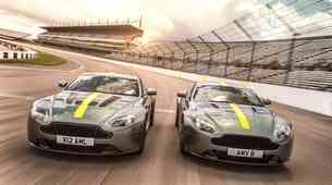 Aston Martin Vantage  AMR je prvi serijski predstavnik nove znamke
