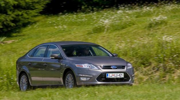 Rabljeni avtomobili: Ford Mondeo tretje generacije ni vrhunski, a je vseeno sijajen (foto: Aleš Pavletič)