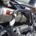 """Pogovor z lastnikom KTM-a 990 Adventure s 163.000 kilometri: """"Batne obročke in ležaje smo menjali preventivno."""" (foto: Matevž Hribar)"""