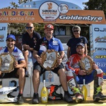 Goldentyre Sardegna Rally - edina peklenska dirka, speljana po raju in dostopna z navadno 'endurco'