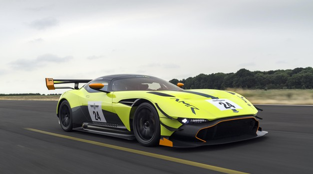 Nadgradnja za najbolj silovitega Astona Martina (foto: Aston Martin)