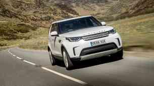 Novo v Sloveniji: (razprodani) Land Rover Discovery