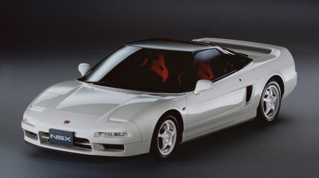 Honda Type-R praznuje 25 let: od NSX (1992) do novega Civica s 320 'konji' (foto: supercars.net)