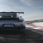 Porsche 911 GT2 RS je najzmogljivejši 911 doslej (foto: Porsche)