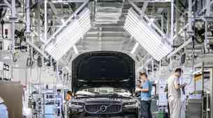 Po letu 2019 bo Volvo izdeloval zgolj električne in hibridne avtomobile