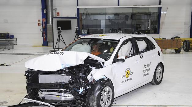 Varnost: Arteon, Insignia, Stelvio, i30 in Ibiza odlično, Mustang bolje (foto: Euroncap)