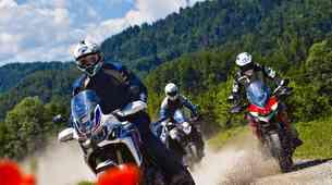 Ta bo pa težka: Ducati Multistrada 950, Honda Africa Twin ali KTM 1090 Adventure?