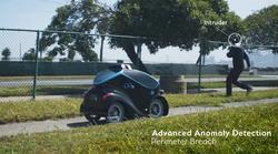 Prvi resnični Robocop bo kot kaže malo avtonomno varnostno vozilo - z dronom!
