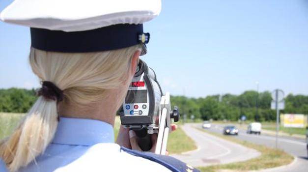 Kakšne so kazni za prometne prekrške v Sloveniji? (foto: Policija)