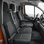 Novo v Sloveniji: Ford Tourneo Custom in Transit Custom (foto: Ford)