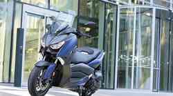 Jeseni prihaja nova Yamaha X-Max 400