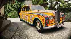Lennonov psihedelični Rolls Royce Phantom V se vrača v London